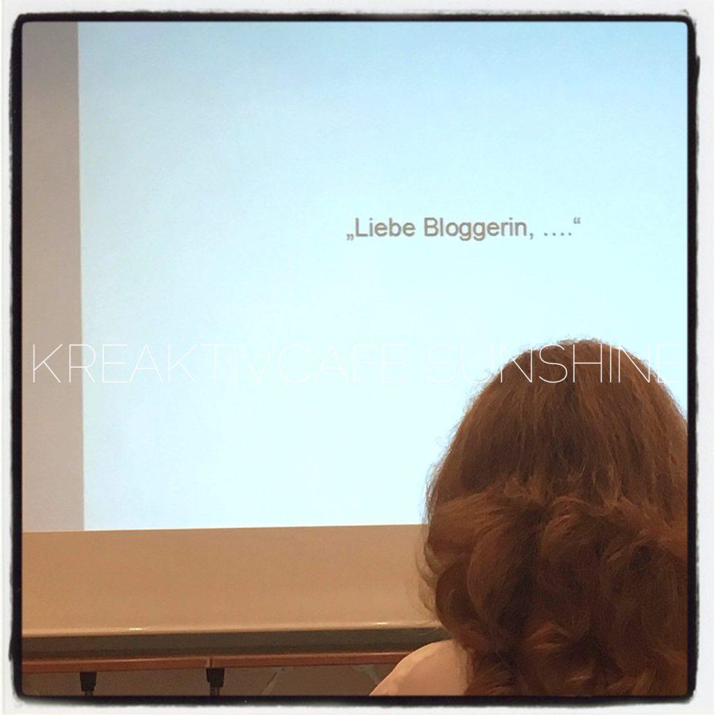 Blogger Seminar - Kooperationen